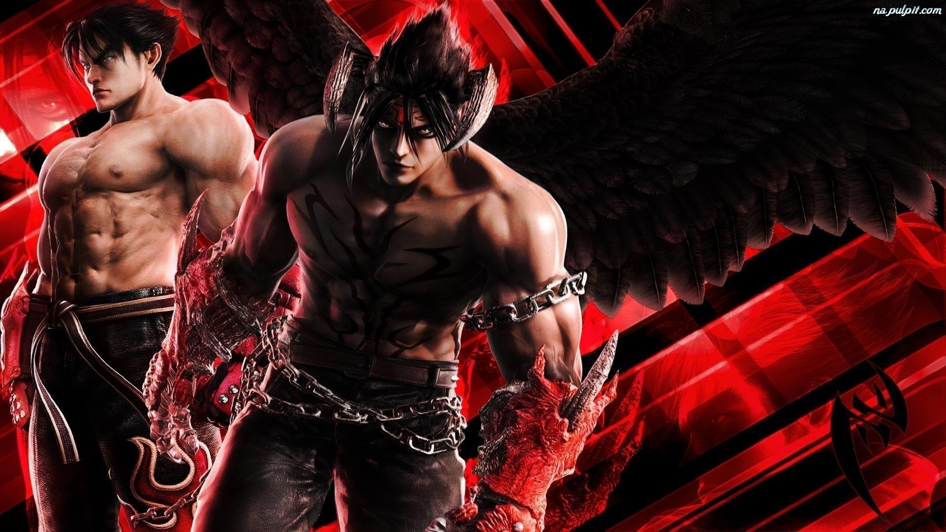 Devil Jin Evolution Devil Jin Tekken 6 Jin